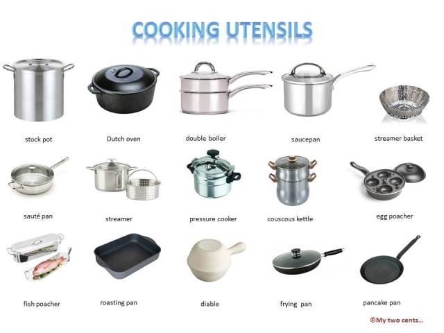 cooking ustensile